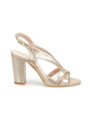 Miss F Ayakkabı Altın